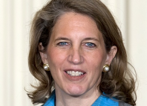 Sylvia Mathews Burwell / AP