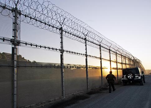 U.S. Border Patrol, San Diego, Calif. / AP