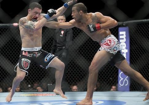 UFC / AP