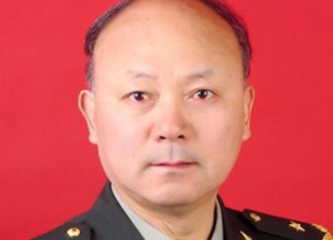 Maj. Gen. Zhu Chenghu / du.edu