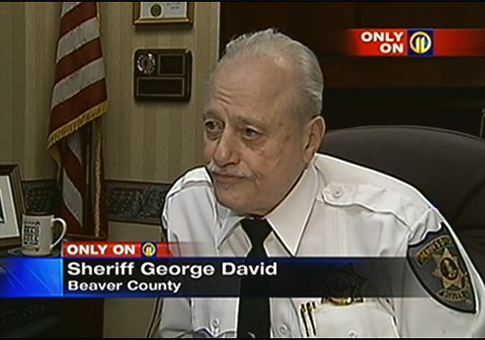 Sheriff George David / wpxi.com