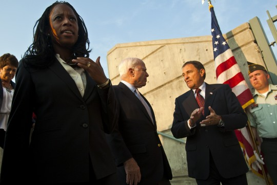 Republican Mia Love, defeated by Democrats in the last election. (AP)