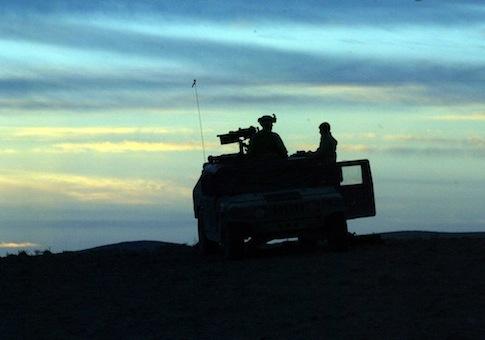U.S. soldiers in Afghanistan / AP
