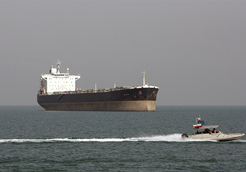 Investigation suggests Iran is smuggling oil to China in violation
