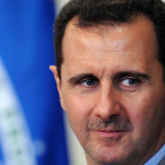 Bashar al-Assad / AP