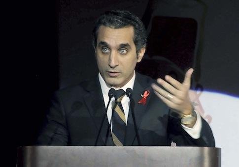 Bassem Youssef / AP