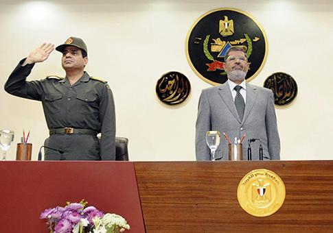 Mohammed Morsi / AP
