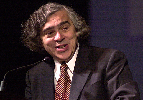 Ernest Moniz in 2000 / AP