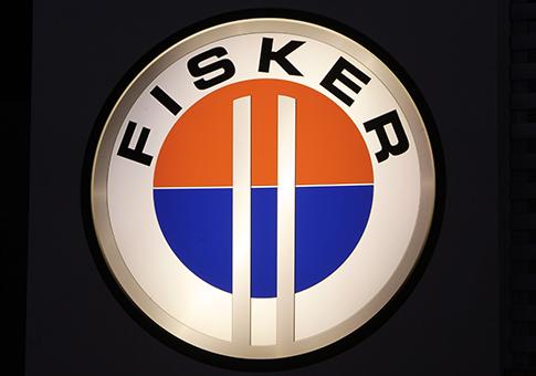 Fisker logo vector