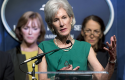 HHS Secretary Kathleen Sebelius / AP