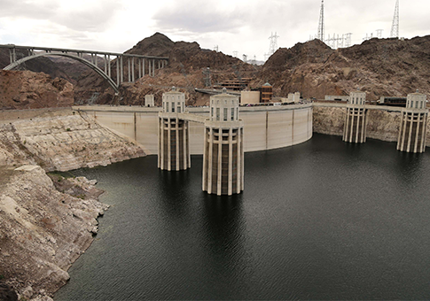 Hoover Dam / AP