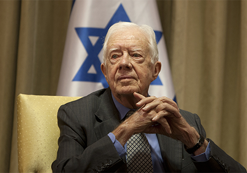Jimmy Carter / AP
