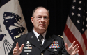 Gen. Keith Alexander, head of Cyber Command / AP