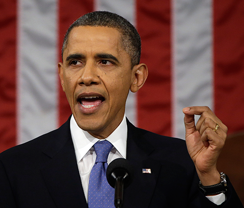President Obama spoke about extending the housing recovery in his State of the Union address this year. (AP)