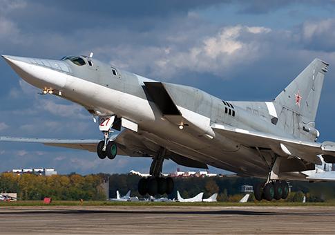 Russia Tu-22M Backfire bomber / Wikipedia