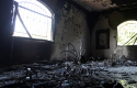 Inside of the U.S. Consulate in Benghazi after the attack on Sept. 11, 2012 / AP