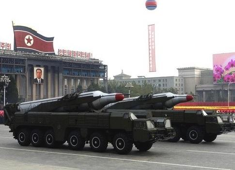 Musudan Missile / allthingsnuclear.org