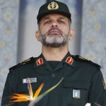 Defense Minister Gen. Ahmad Vahidi / AP