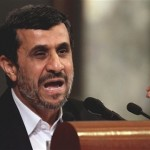 Iranian President Mahmoud Ahmadinejad / AP
