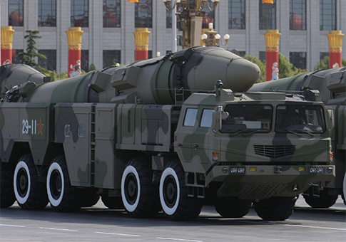 China's DF-21D / AP
