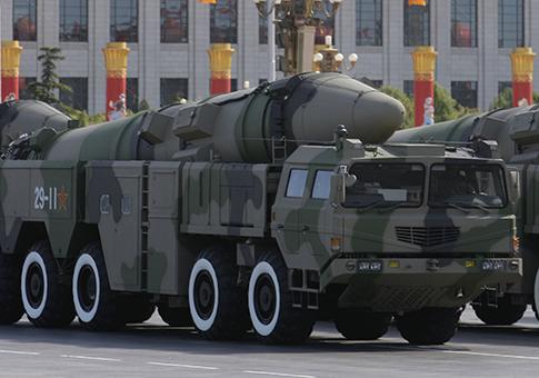 China's DF-21D / AP