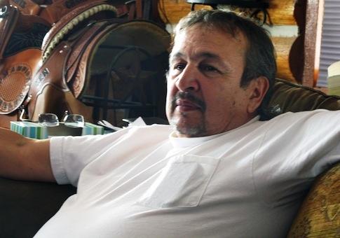 Former chairman of the Chippewa Cree tribe Kenneth Blatt / AP