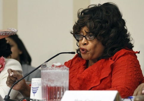 Corrine Brown / AP