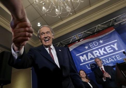 Ed Markey / AP
