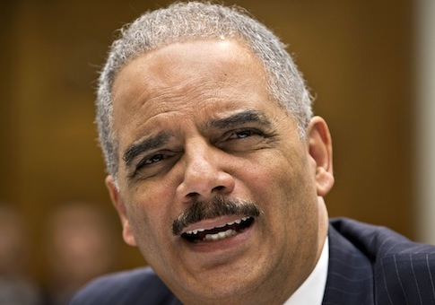 Eric Holder: 'No Basis' for Trump to Investigate FBI Election Meddling