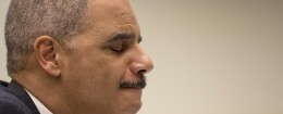 Eric Holder / AP