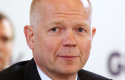 UK Foreign Secretary William Hague (AP)