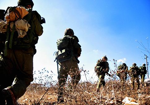 Israeli Defense Forces / AP