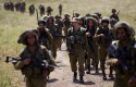 Israeli soldiers in Golan Heights / AP