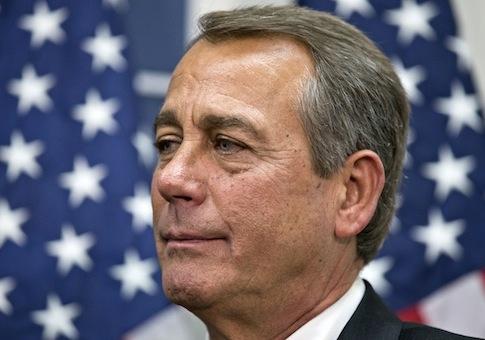 John Boehner / AP