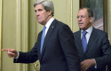 Secretary of State John Kerry and Russian Foreign Minister Sergey Lavrov / AP