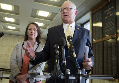 Howard McKeon, Martha Roby / AP