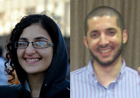 Mona Seif, Ibrahim El-Houdaiby / WC, Facebook