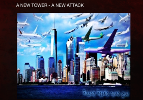 Al Qaeda Airlines Magazine / Simon Wiesenthal Center