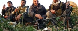Syrian rebels / AP