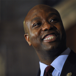 Sen. Tim Scott / AP