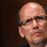 Hispanic activists take to streets for Tom Perez | Washington Free Beacon