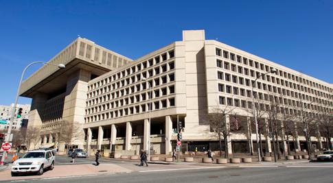 FBI headquarters / AP
