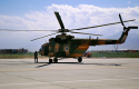 An Mi-17 helicopter used by the Afghan Air Force / AP