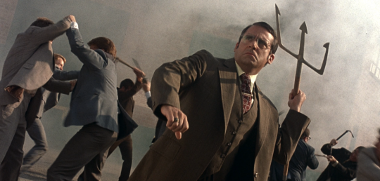 Journalist fights in the movies are way more interesting