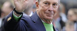 NYC Mayor Michael Bloomberg / AP