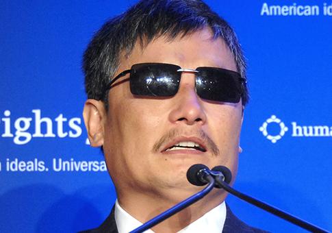 Chen Guangcheng / AP