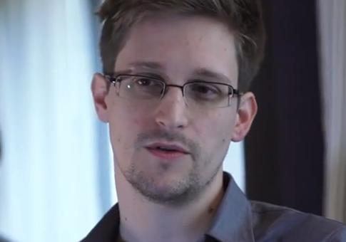 Former Booze Allen employee Edward Snowden