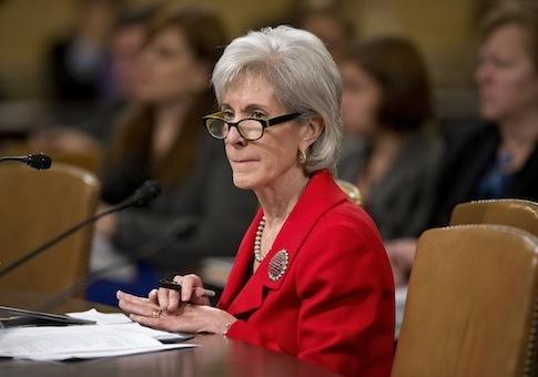 Kathleen Sebelius / AP