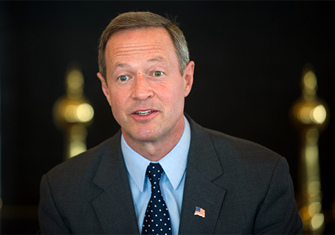 Gov. Martin O'Malley (D., Md.) / AP