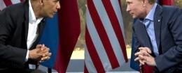 Barack Obama, Vladimir Putin / AP